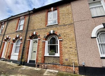 Thumbnail 2 bed terraced house for sale in Christchurch Road, Gravesend