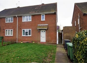 Thumbnail 1 bedroom flat for sale in Griffiths Drive, Wolverhampton