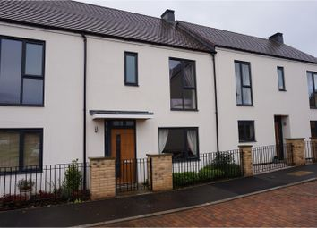 Thumbnail 3 bed terraced house for sale in Garland Avenue, Locking Parklands