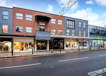 Thumbnail 2 bed flat to rent in Norfolk House, 187 High Street, Guildford, Surrey