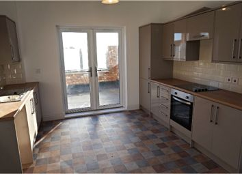 Thumbnail 2 bed flat to rent in Station Road, Desborough
