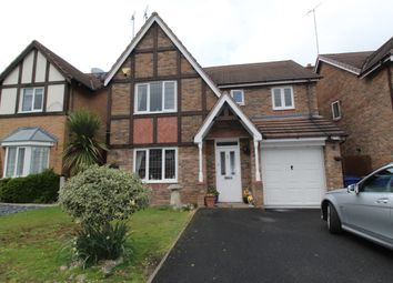 Thumbnail 4 bed detached house for sale in Bridgewater Road, Rugeley