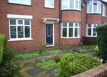 Thumbnail 2 bed flat to rent in Monks Avenue, Monskeaton