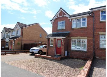 Thumbnail 3 bedroom semi-detached house for sale in Lawers Drive, Dundee