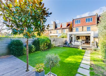 Thumbnail 6 bed semi-detached house for sale in Madrid Road, London