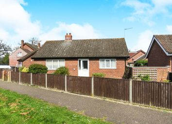 Thumbnail 3 bedroom detached bungalow for sale in Rayners Way, Mattishall, Dereham