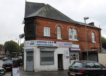 Thumbnail 2 bed flat to rent in Grove Lane, Handsworth, Birmingham