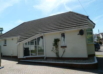 Thumbnail 2 bedroom bungalow to rent in Denmark Road, Exmouth