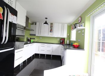 Thumbnail 3 bed end terrace house for sale in Lavenham Way, Stowmarket