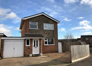 Thumbnail 3 bed detached house for sale in York Crescent, Feniton, Honiton