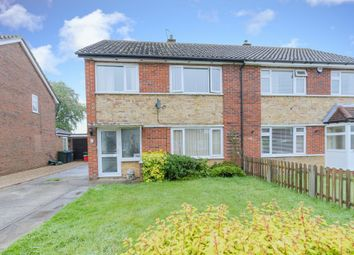 Thumbnail 3 bed semi-detached house to rent in Gibson Road, High Wycombe