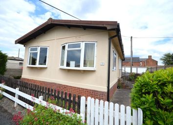 Thumbnail 2 bed bungalow for sale in Greenacre Park, Coton-In-The-Elms, Swadlincote