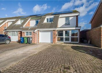 Thumbnail 4 bed terraced house for sale in Huddleston Way, Sawston, Cambridge
