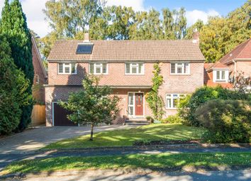 Thumbnail 4 bed detached house for sale in Randall Road, Chandlers Ford, Eastleigh