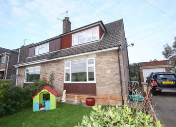 Thumbnail 3 bed semi-detached house for sale in Wickridge Close, Uplands, Stroud