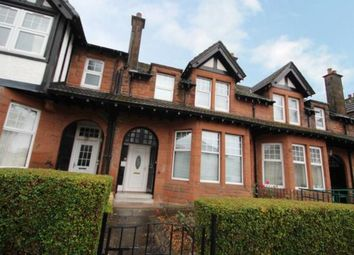 Thumbnail 4 bed terraced house for sale in Lochiel Road, Thornliebank, Glasgow, Lanarkshire