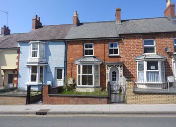 Thumbnail 2 bed terraced house for sale in North Road, Cardigan, Ceredigion