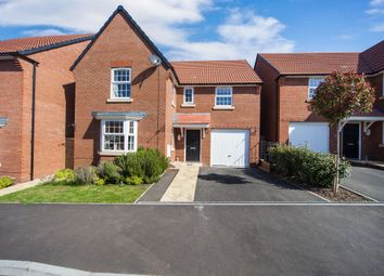 Thumbnail 4 bed detached house for sale in Aginhills Drive, Monkton Heathfield, Taunton