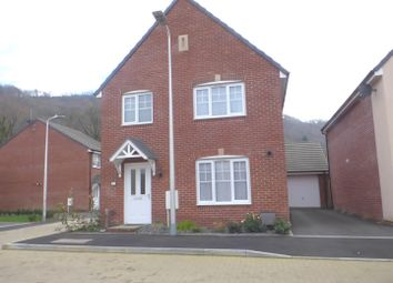 Thumbnail 4 bedroom detached house for sale in Golwyg Y Mynydd, Godregraig, Swansea