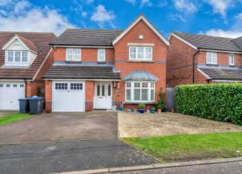 Thumbnail 4 bed detached house for sale in Canal Way, Hinckley