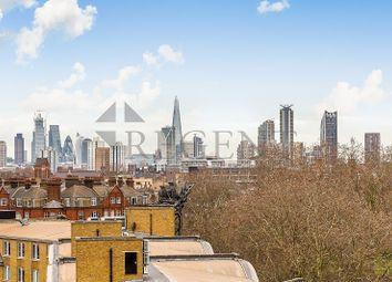 Thumbnail 3 bed flat to rent in Keybridge Tower, 6 Exchange Gardens