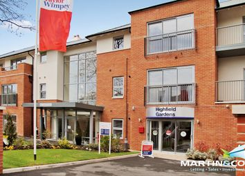 Thumbnail 2 bed flat to rent in St James Court, Highfield Road, Edgabston