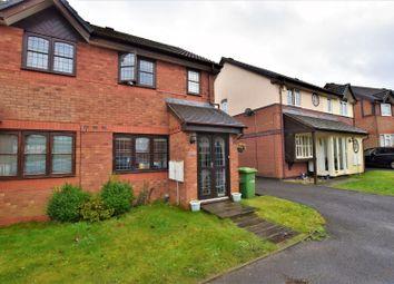 2 bed semi-detached house for sale in Llwyn Onn, Tyla Garw, Pontyclun CF72