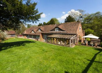 Thumbnail 4 bedroom detached house for sale in Agester Lane, Denton, Canterbury