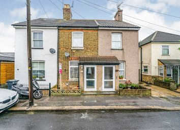 Thumbnail 2 bed end terrace house for sale in Cromwell Road, Cheshunt, Waltham Cross