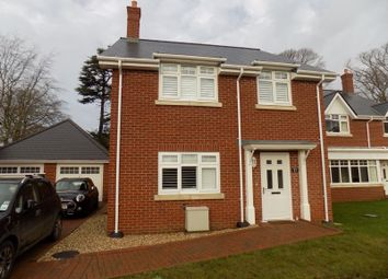 Thumbnail 3 bedroom detached house for sale in Warmwell Road, Crossways, Dorchester