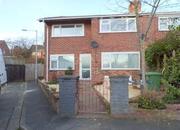 Thumbnail 2 bedroom flat to rent in Nursery Close, Prenton