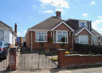 Thumbnail 2 bed semi-detached bungalow for sale in North Western Avenue, Kingsthorpe, Northampton