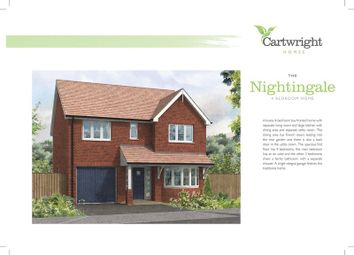 Thumbnail 4 bed detached house for sale in The Wharf, Bridge St, Nuneaton