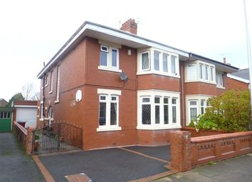 Thumbnail 4 bed property for sale in Kenwyn Avenue, Blackpool