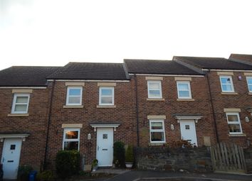 Thumbnail 3 bed terraced house to rent in Silure View, Usk