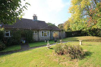 Thumbnail 3 bed semi-detached bungalow to rent in Five Ash Lane, Crockerton, Warminster