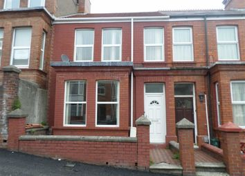 Thumbnail 3 bedroom terraced house for sale in Hawthorne Avenue, Swansea