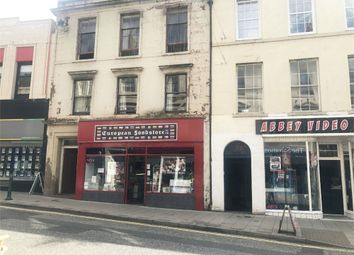 Thumbnail 1 bed flat for sale in High Street, Arbroath, Angus