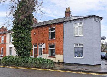 2 bed terraced house to rent in Marlborough Road, Northampton NN5