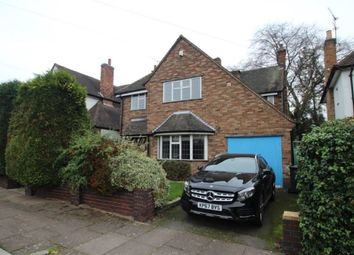 Thumbnail 4 bed detached house to rent in Shirley Avenue, Stoneygate, Leicester