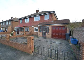 Thumbnail 3 bed semi-detached house to rent in The Gardens, Feltham
