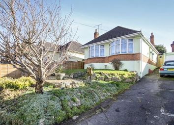 Thumbnail 2 bed bungalow for sale in Churchill Crescent, Parkstone, Poole