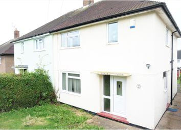 Thumbnail 3 bed semi-detached house for sale in The Glade, Clifton