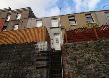 Thumbnail 3 bedroom terraced house for sale in Dyfatty Street, Swansea, West Glamorgan