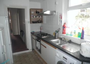 Thumbnail 4 bedroom terraced house to rent in Miskin Street, Cardiff