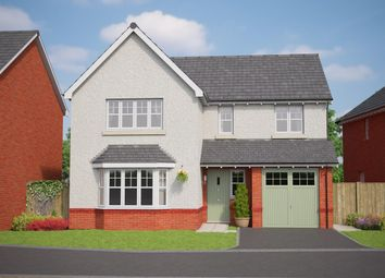 Thumbnail 4 bed detached house for sale in The Edinburgh, Bryn Y Mor, Old Colwyn