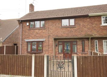 Thumbnail 3 bed terraced house for sale in Grange Lane North, Scunthorpe