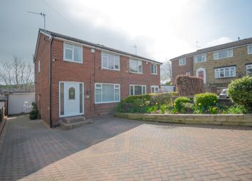 Thumbnail 3 bedroom semi-detached house for sale in Springbank Avenue, Gildersome, Leeds