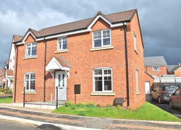 Thumbnail 4 bed detached house for sale in Crump Way, Evesham