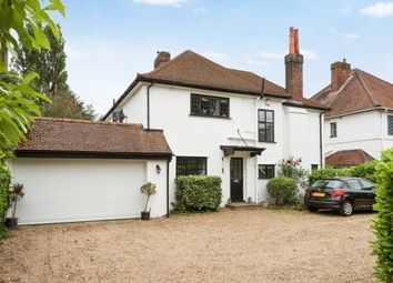 Thumbnail 4 bedroom detached house for sale in Widmore Road, Bromley